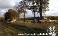 28.10.2013 um 15:58 Uhr - Verkehrsunfall mit Schulbus