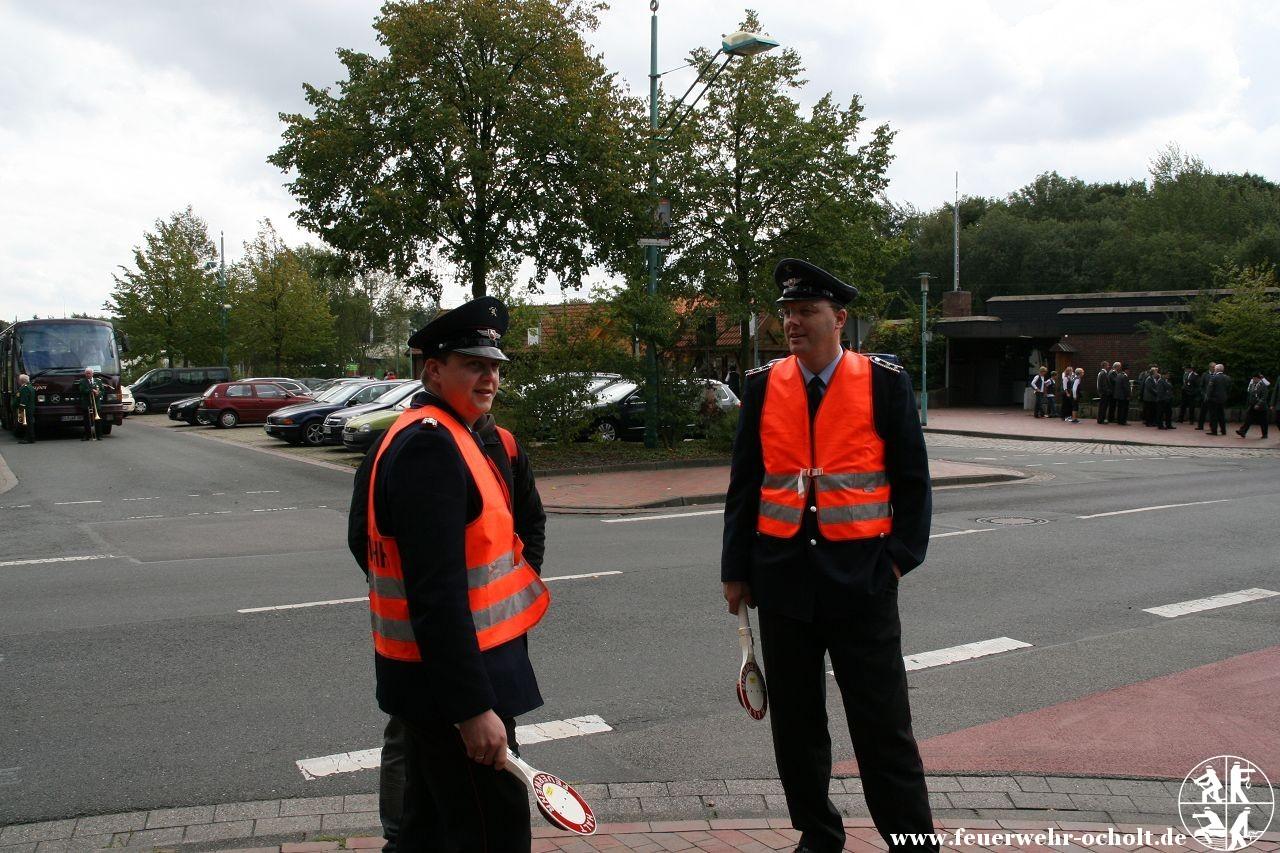 26.08.2013 um 08:00 Uhr – Verkehrssicherung Schützenfest