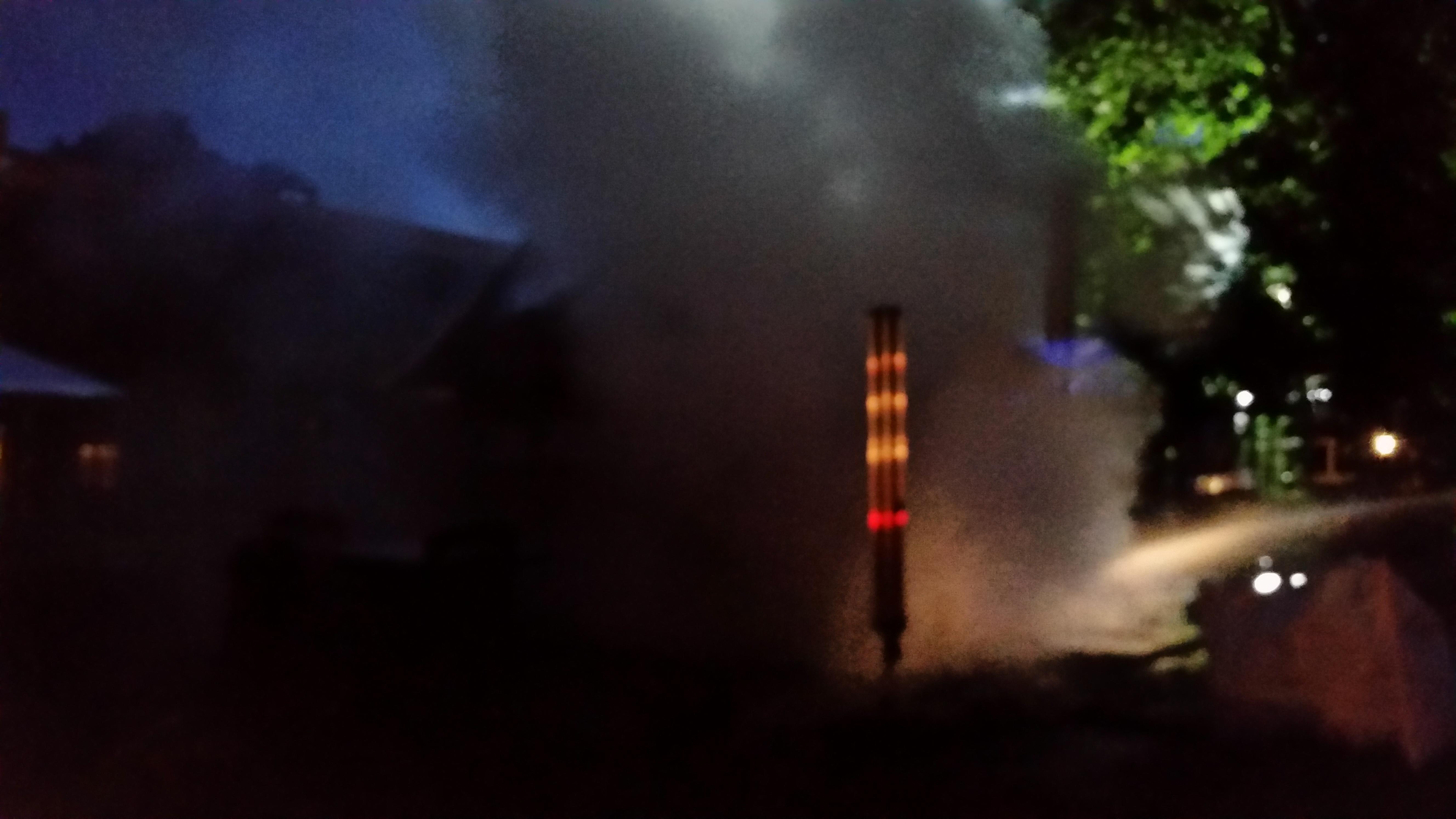 Am 29.05.2015 um 03:45 Uhr – Backhaus brennt in voller Ausdehnung
