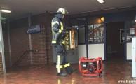 Am 24.01.2016 um 12.21 Uhr - Verdächtiger Rauch / unklare Rauchentwicklung im Bahnhof