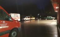 Am 30.09.2017 gegen 17:50 Uhr - Schwerer Unfall überschattet Erntedankfest