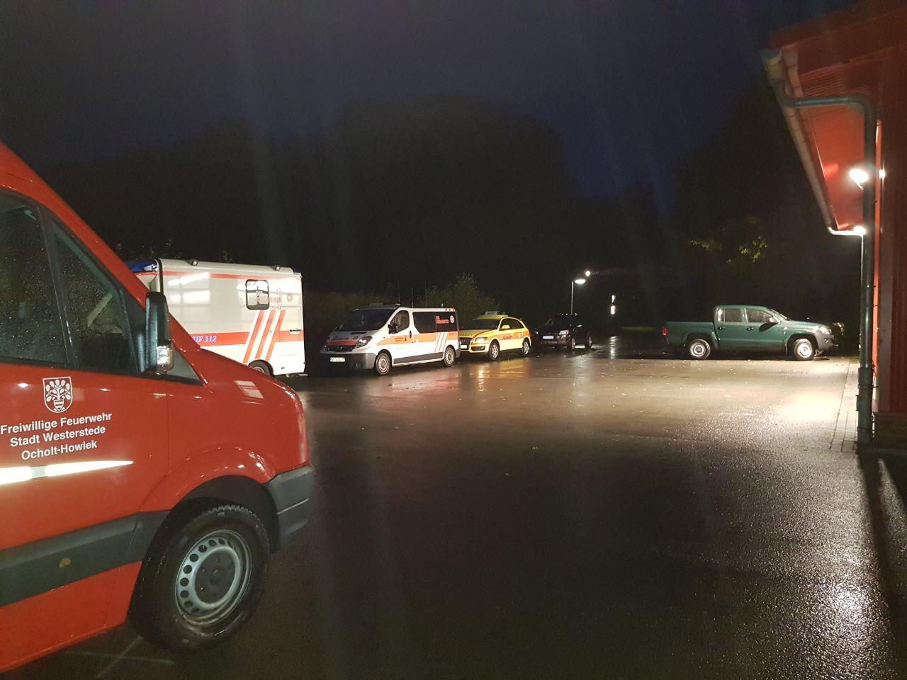 Am 30.09.2017 gegen 17:50 Uhr – Schwerer Unfall überschattet Erntedankfest