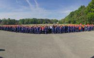 Jugendfeuerwehr Ocholt qualifiziert sich für Bezirksentscheid in Brake